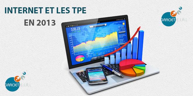 Internet au service des TPE en 2013