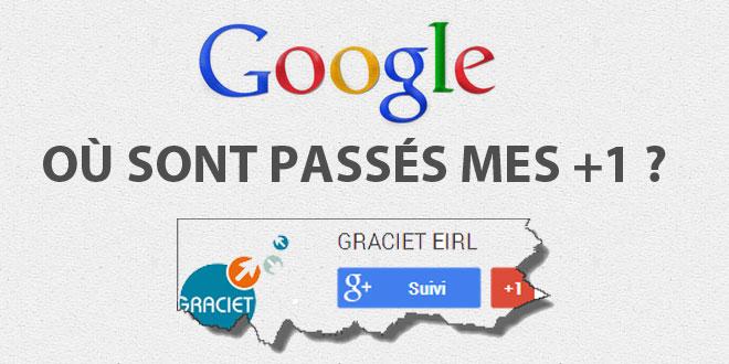 Bug Google +1