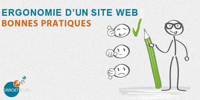 Ergonomie d'un site web