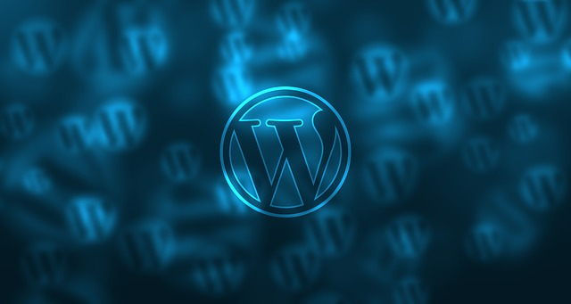 wordpress logo theme